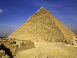 Египет -пирамиды Гизы - пирамида Хеопса (Хуфу)