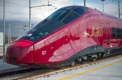 Поезда Ferrari будут ездить между странами Европы