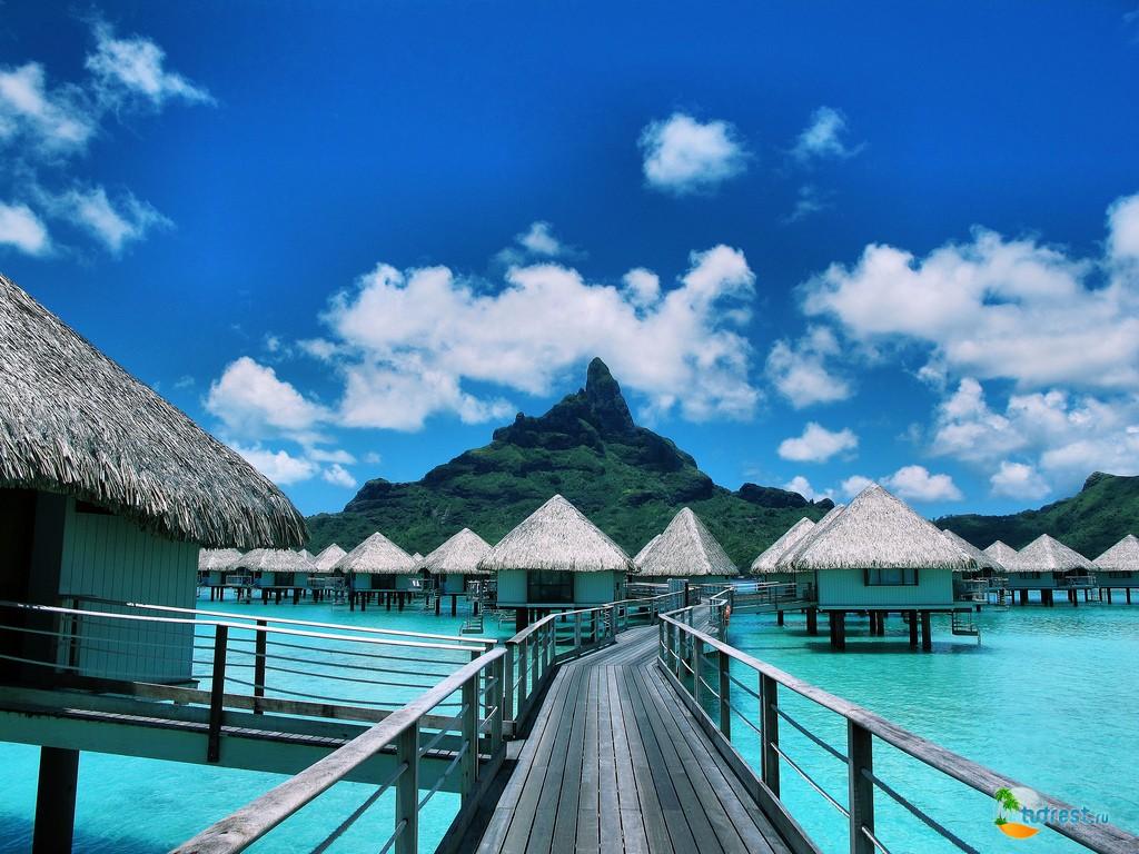 бора-бора остров фото