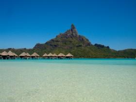 Остров Бора-Бора – рай на земле