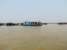Озеро Тонлесап - Камбоджа